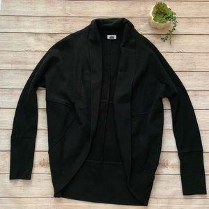 Old Navy Cocoon Sweatshirt Cardigan